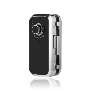 Cerradura digital VÖHK GL-10 acceso huella digital, tarjeta RFID, smartphone, código