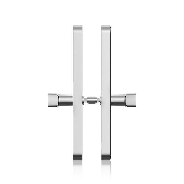 Cerradura digital VÖHK V-20 Silver acceso huella digital, tarjeta RFID, smartphone, código